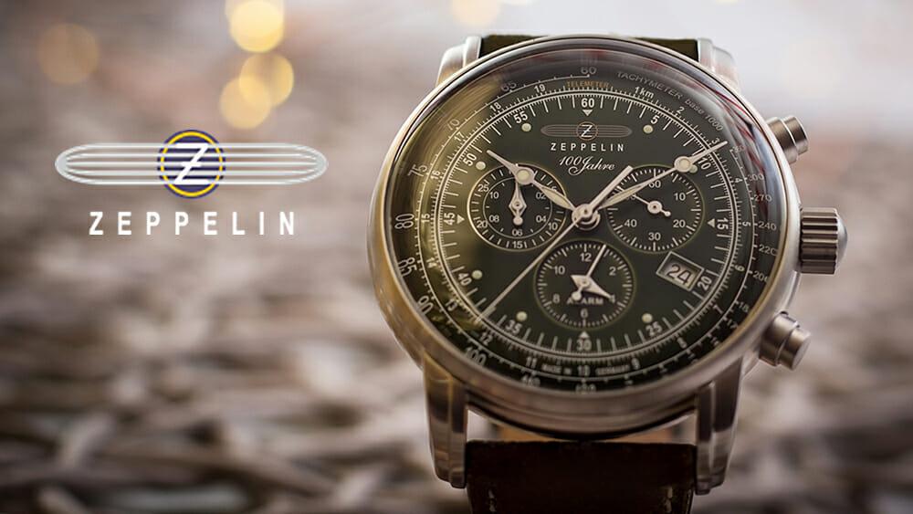 ツェッペリン ZEPPELIN 腕時計