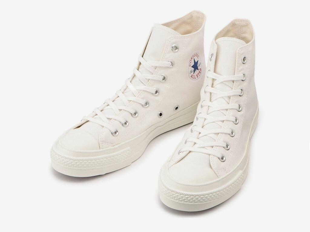 CONVERSE(コンバース) キャンバスオールスター J HI ホワイト ホワイト