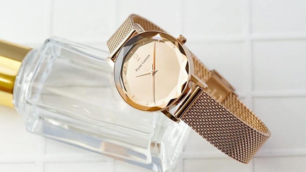ピエール・ラニエ Pierre Lannier マルチプルコレクション レディース腕時計