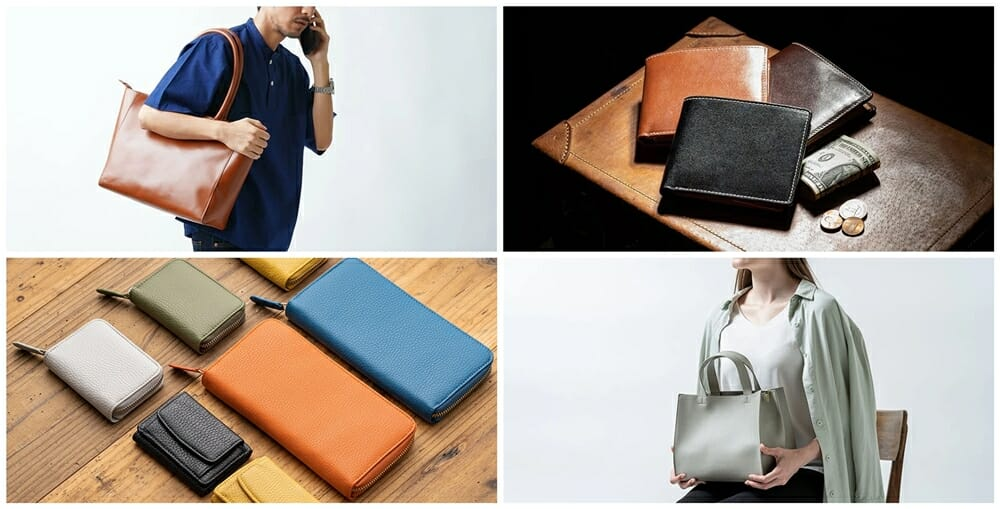 MURA ムラ レザーアイテム メンズ レディース バッグ 財布 コインケース