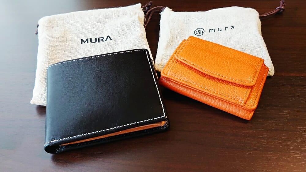 MURA(ムラ)二つ折り財布 st-819 レディース 三つ折り財布 ST-909 レビュー カスタムファッションマガジン