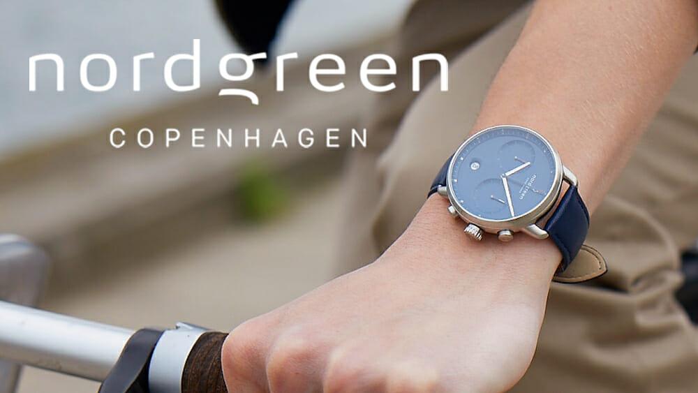 Nordgreen ノードグリーン 腕時計 Pioneer パイオニア 30代 メンズ 男性 おすすめ ウォッチ カジュアル