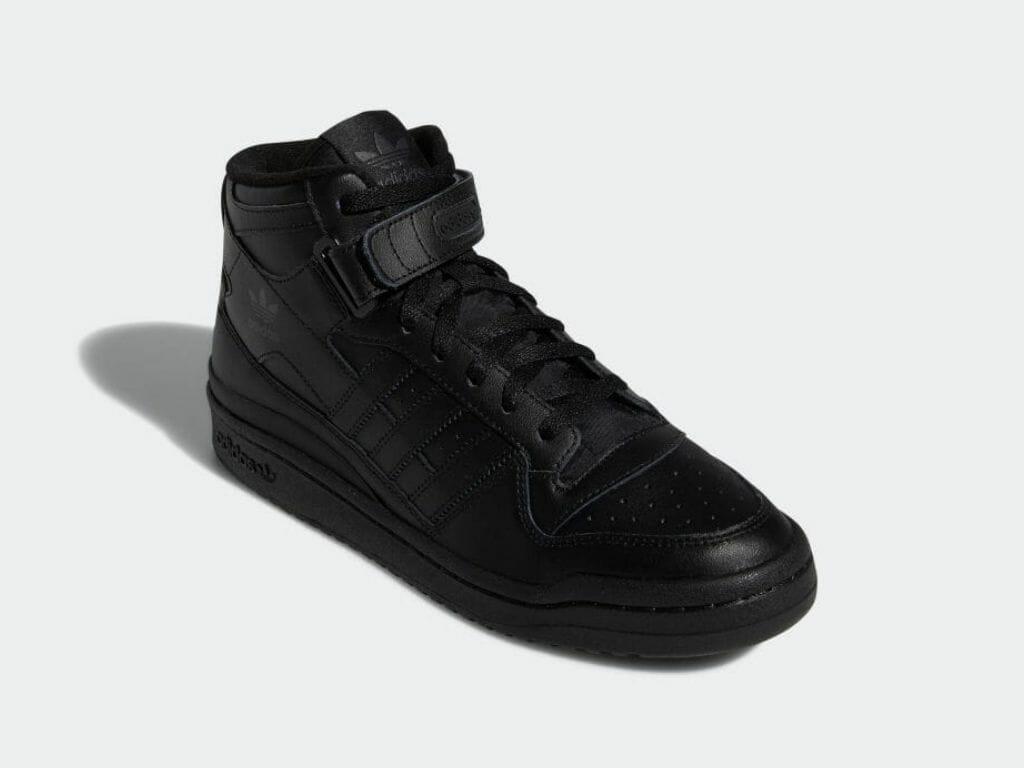 adidas(アディダス) FORUM MID(フォーラムミッド) オールブラック