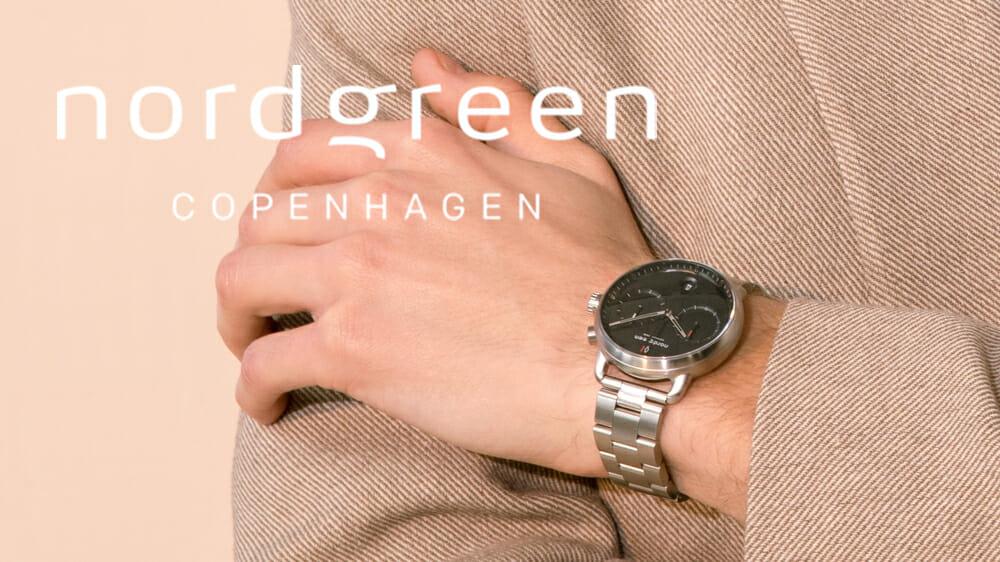 Nordgreen ノードグリーン 腕時計 Pioneer パイオニア 30代 メンズ 男性 おすすめ ウォッチ