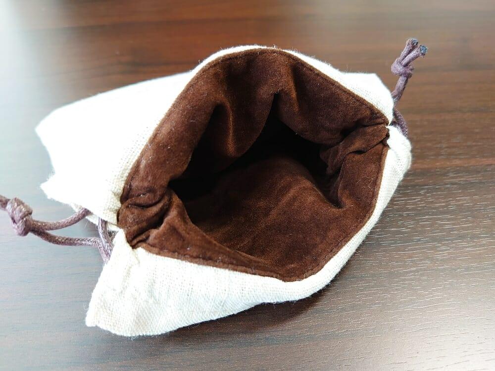 二つ折り財布 st-819 イタリアンレザー(フルグレイン)スキミング防止機能付 MURA(ムラ)専用布袋 内側生地