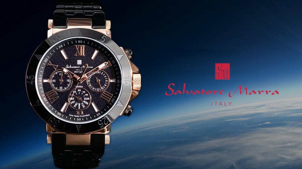サルバトーレマーラ Salvatore Marra 腕時計