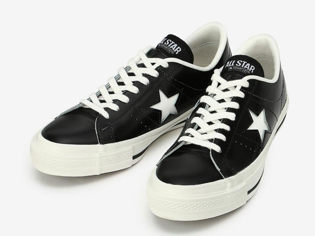 CONVERSE(コンバース) ONE STAR(ワンスター) ブラック