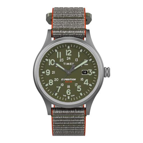 スカウト・ソーラー TW4B18600 TIMEX タイメックス