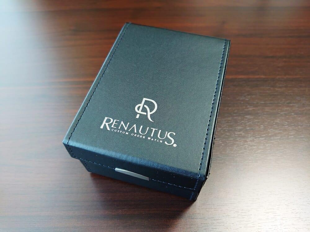 RENAUTUS ルノータス クラシックオートマチック40 パッケージング ハードケース付属