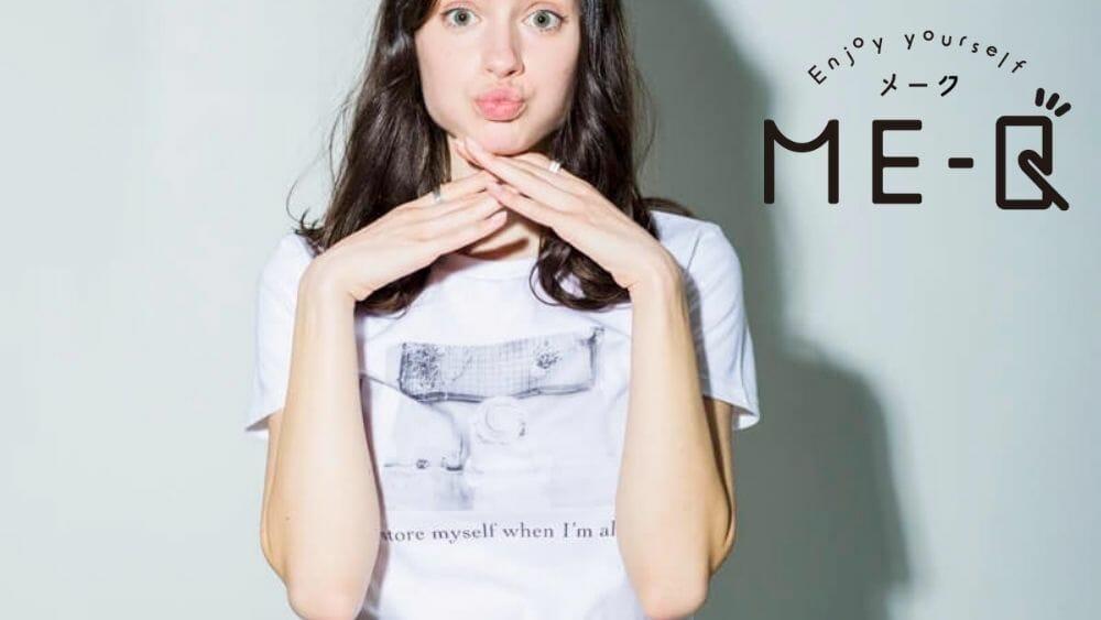 ME-Q(メーク) オリジナルTシャツ