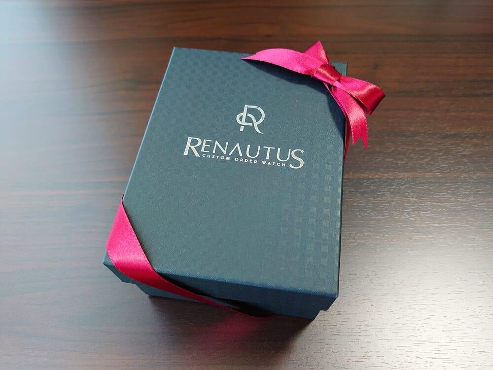 RENAUTUS ルノータス クラシックオートマチック40 パッケージング ギフト