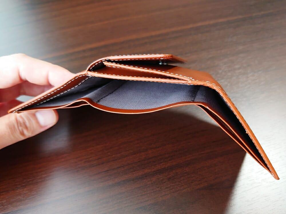山藤 YAMATOU ミニミニウォレット Tito Alonso ティートアロンソ TA310300 ブラウン メンズ財布 札入れ 仕様3