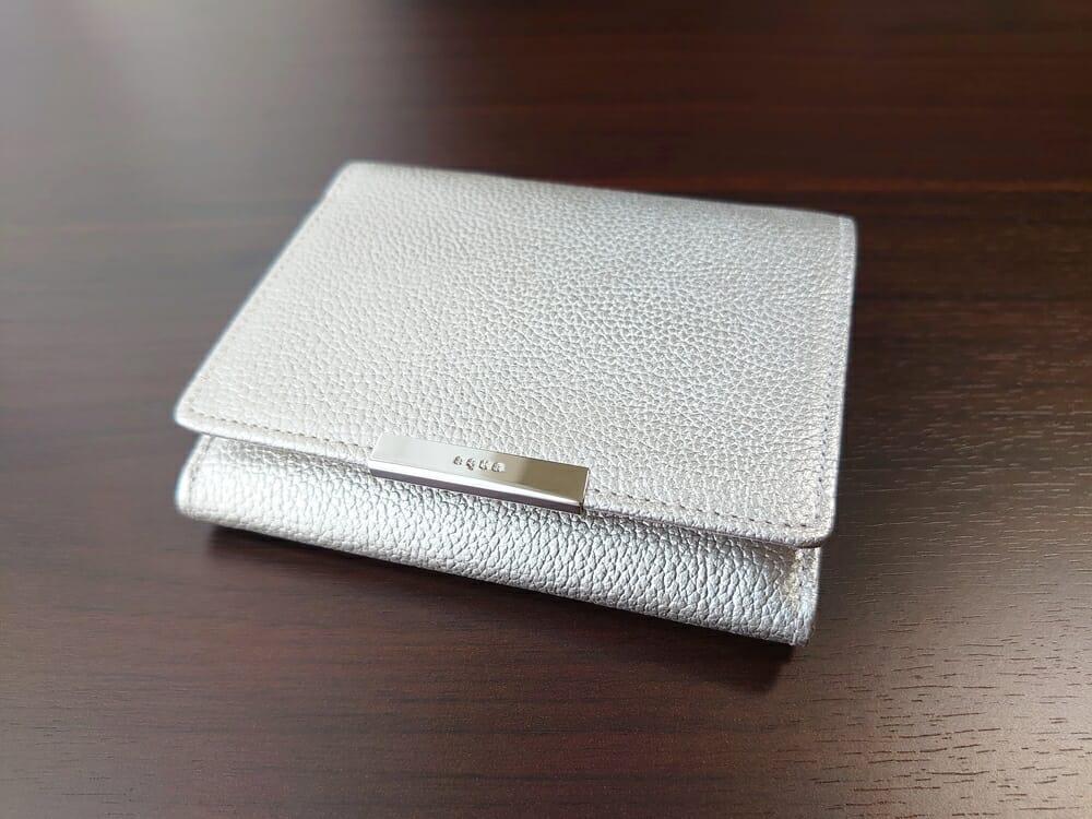 山藤 YAMATOU マルチパーパス サファイアシュリンク SS210500 シーシェルピンク レディース財布 デザイン