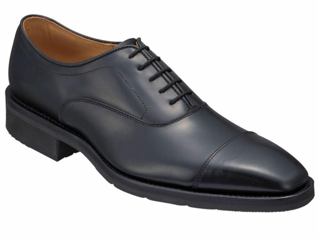 革靴のスタイル内羽根