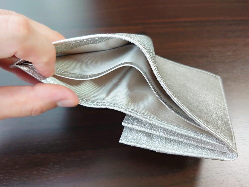 山藤 YAMATOU マルチパーパス サファイアシュリンク SS210500 シーシェルピンク レディース財布 札入れの仕様2