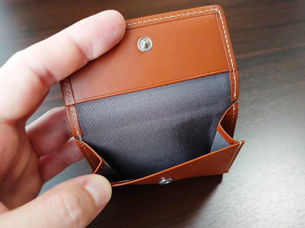 山藤 YAMATOU ミニミニウォレット Tito Alonso ティートアロンソ TA310300 ブラウン メンズ財布 小銭入れ 仕様3