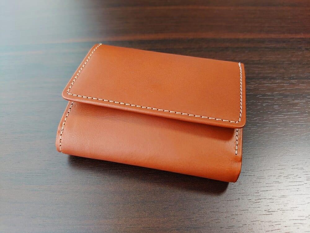 山藤 YAMATOU ミニミニウォレット Tito Alonso ティートアロンソ TA310300 ブラウン メンズ財布 デザイン1
