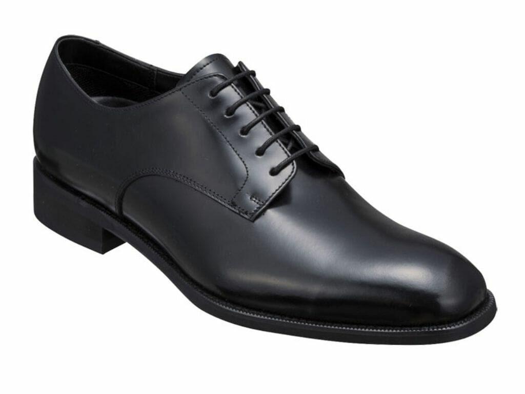 革靴のスタイル外羽根
