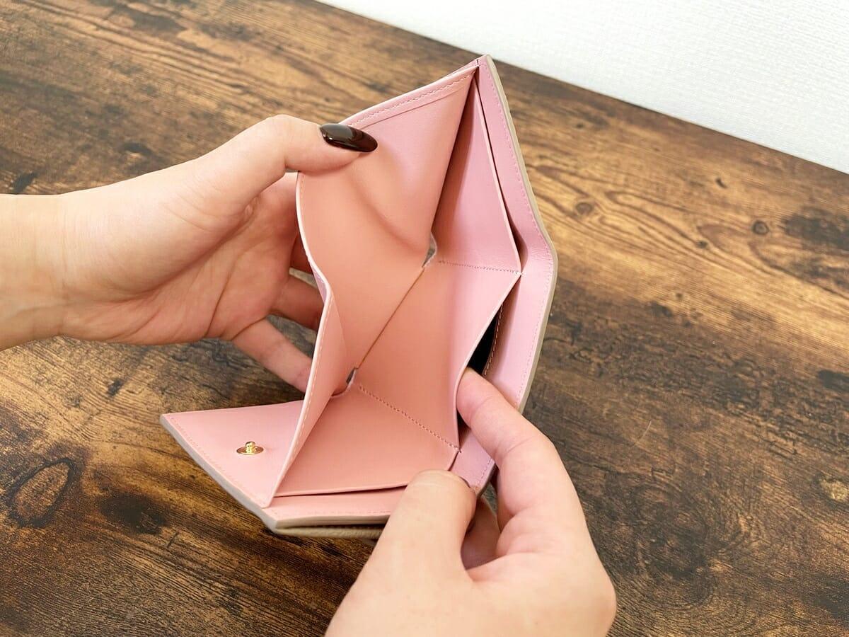 スモールウォレット カードポケット