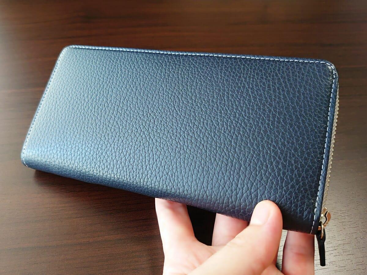 キプリス(CYPRIS)ラウンドファスナーハニーセル長財布(カスタムオーダー)財布デザイン(外側)3